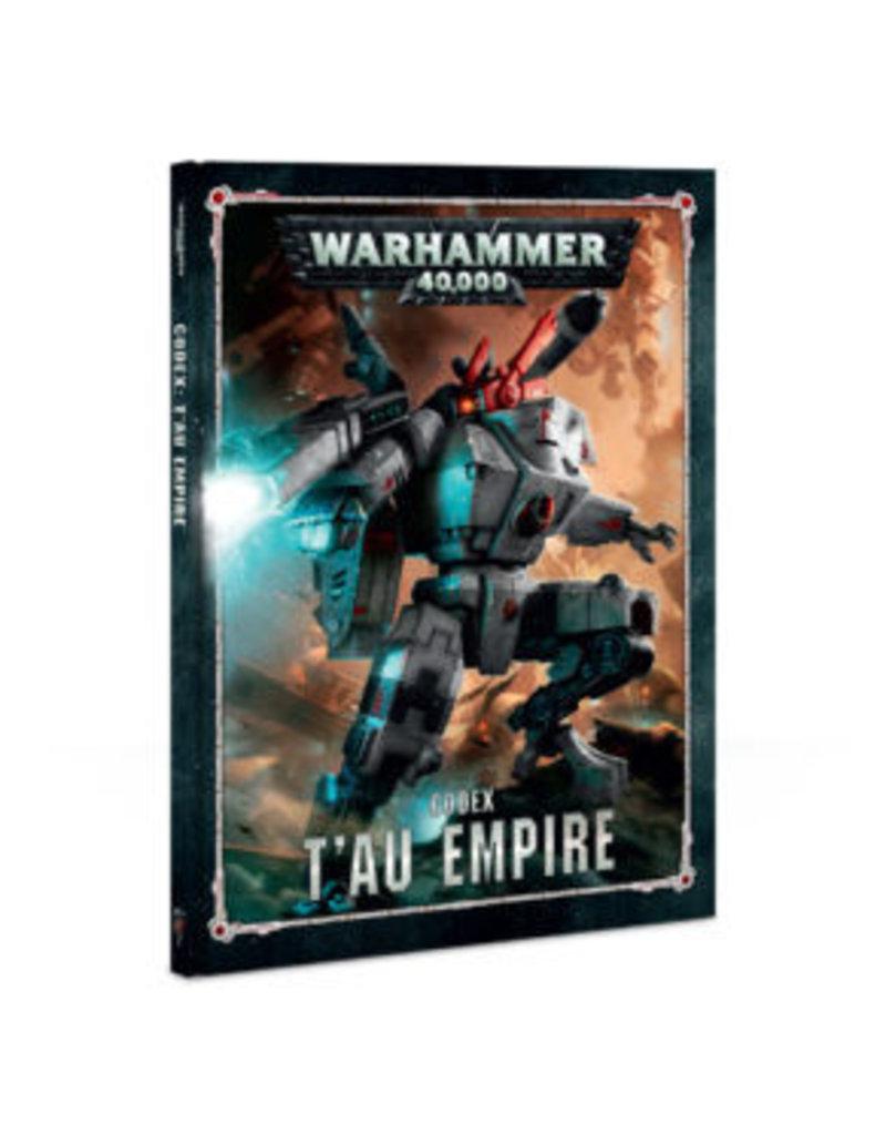Games Workshop Codex: T'au Empire (EN) 8th Edition