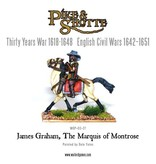 Warlord Games English Civil Wars 1642-1652 James Graham, The Marquis Of Montrose Pack
