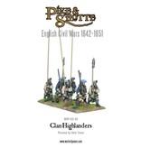 Warlord Games English Civil Wars 1642-1652 Regular Highlanders Pack