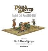 Warlord Games English Civil Wars 1642-1652 Pike & Shotte Light Gun Pack