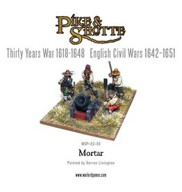 Warlord Games Pike & Shotte Mortar