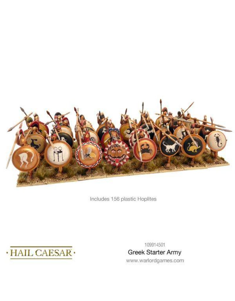 Warlord Games Aegean States Greek Starter Army Box Set