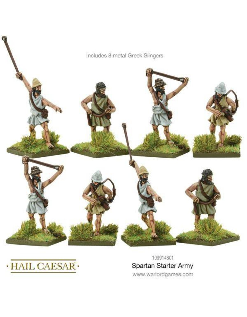 Warlord Games Aegean States Spartans Starter army Box Set