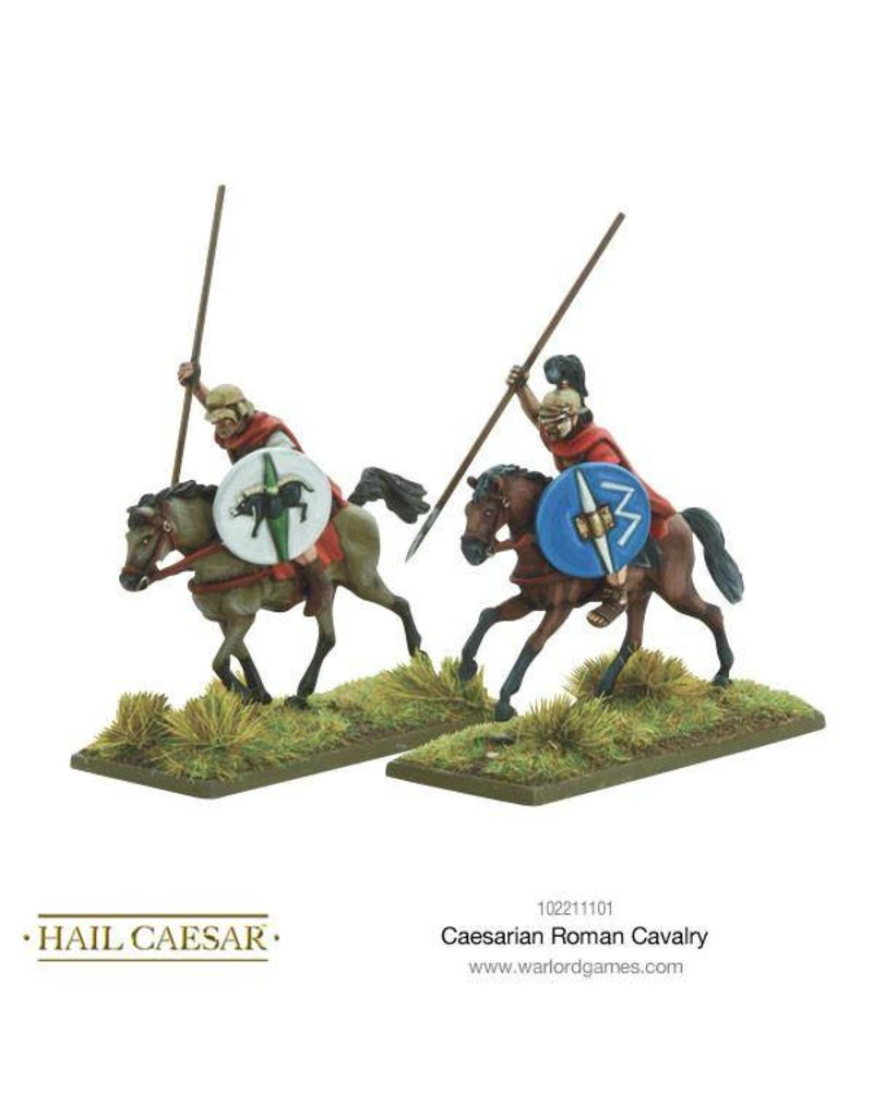 Warlord Games Caesarian Romans Cavalry Box Set