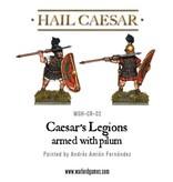 Warlord Games Caesarian Romans Caesar's Legions With Pilum Box Set