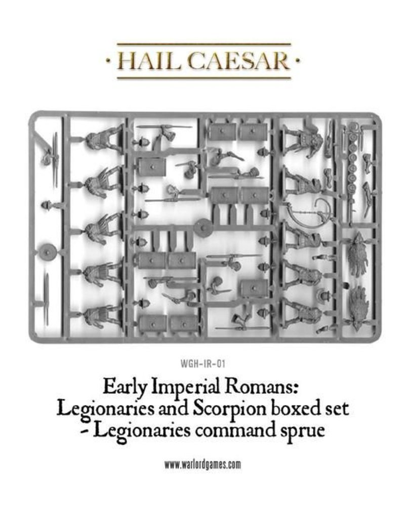 Warlord Games Early Imperial Roman Legionaries Box Set