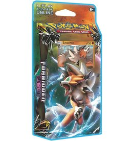 Pokemon Sun & Moon Forbidden Light Theme Deck - Lycanroc
