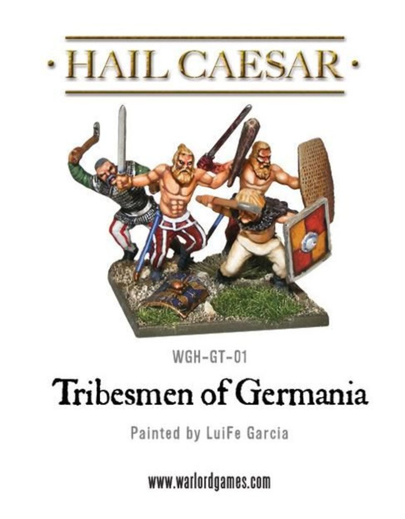 Warlord Games Enemies Of Rome Tribesmen Of Germania Box Set