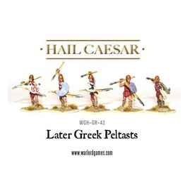 Warlord Games Later Greek Peltasts