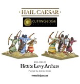 Warlord Games Bronze Age Hittite Levy Archers Box Set