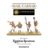 Warlord Games Bronze Age Egyptian Spearmen Box Set