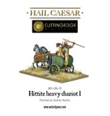 Warlord Games Bronze Age Hittite Heavy Chariot Pack