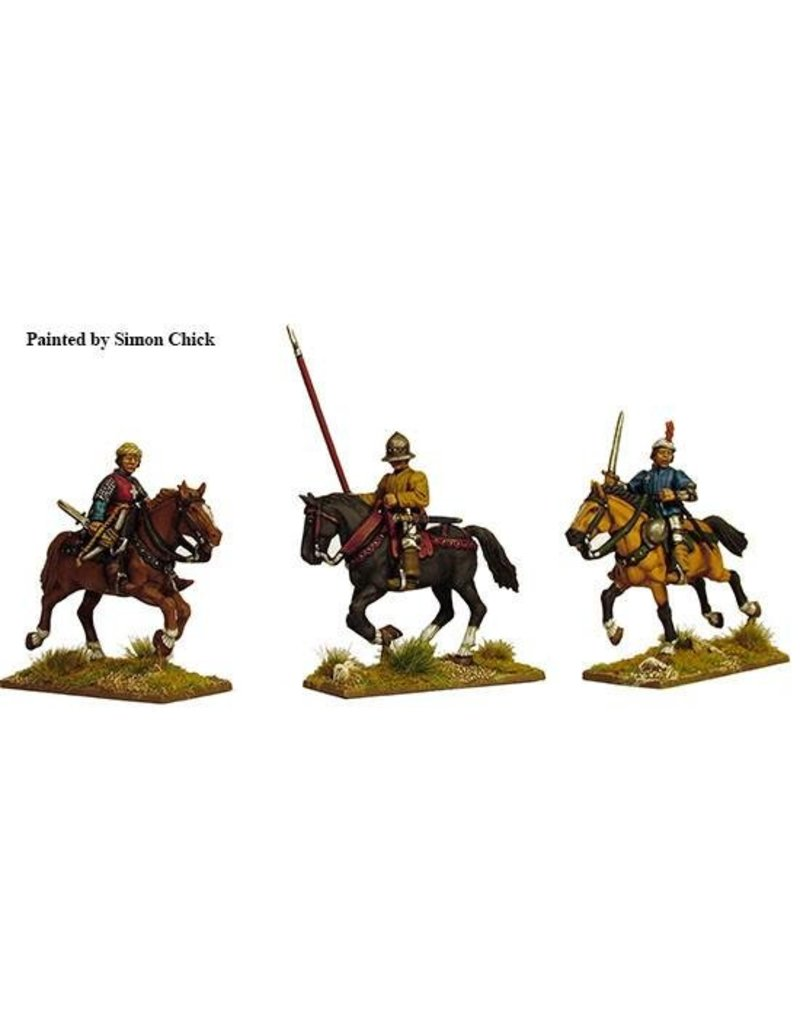 Perry Miniatures Light Cavalry 1450-1500 Box Set