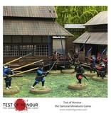 Warlord Games Test Of Honour Samurai Warband Box Set