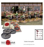 Warlord Games Test Of Honour Chobei's Renegades Box Set