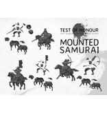 Warlord Games Test Of Honour Mounted Samurai Box Set