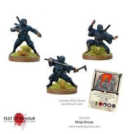 Warlord Games Ninja Blister 1