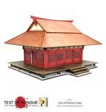 Warlord Games Test of Honour Dojo Scenery Set