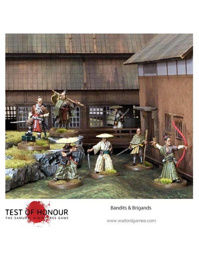 Warlord Games Test Of Honour Bandits & Brigands Box Set