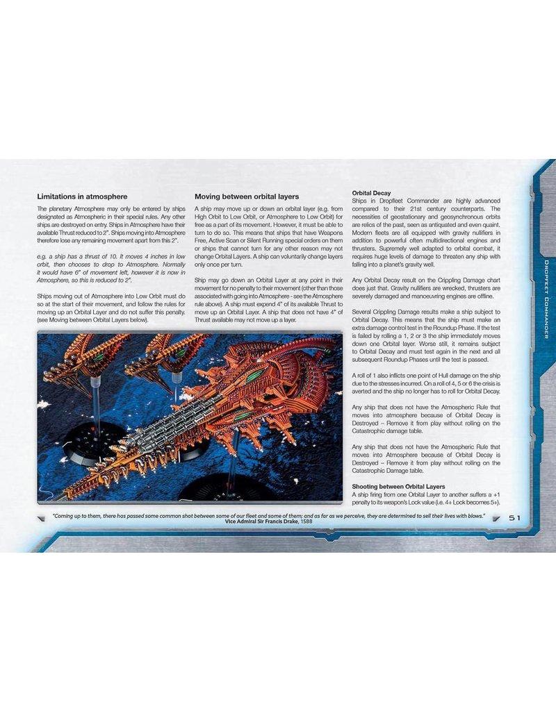 TT COMBAT Dropfleet Commander Core Rulebook
