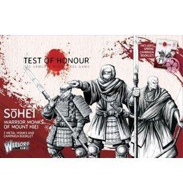 Warlord Games Sohei Warrior Monks of Mount Hiei