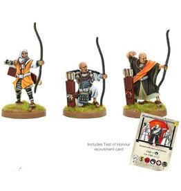 Warlord Games Sohei Warrior Monk Archers