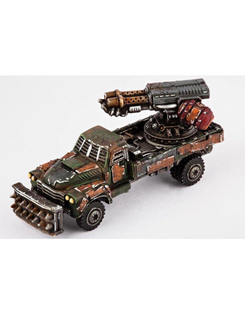 TT COMBAT Resistance Fire Wagon Clam Pack