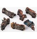 TT COMBAT Resistance Gun Technicals Clam Pack