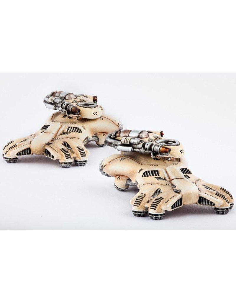 TT COMBAT PHR Angelos Jetskimmer/Angelos A2 Clam Pack