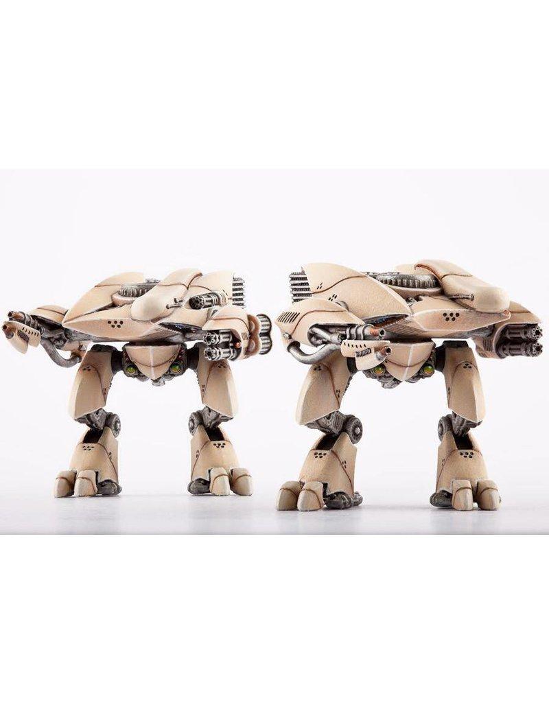 TT COMBAT PHR Menchit A1 / A2 Battle Walkers Clam Pack