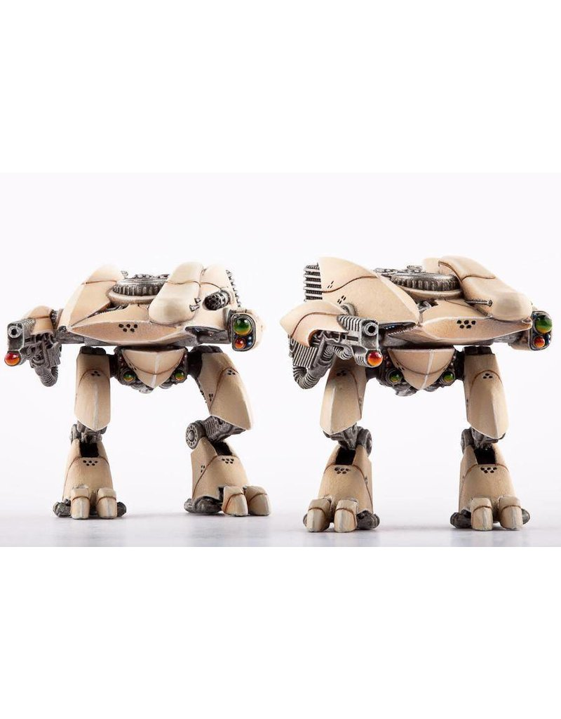 TT COMBAT PHR Ares Battle Walkers Clam Pack