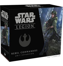 Fantasy Flight Games Rebel Commandos Unit Expansion