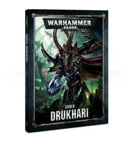 Games Workshop Codex: Drukhari (8th Edition) (EN)