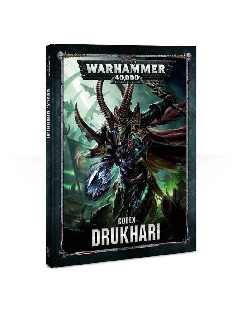 Games Workshop Codex: Drukhari (8th Edition) (EN)