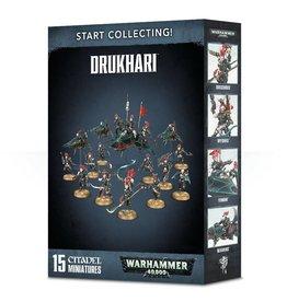 Games Workshop Start Collecting Dark Eldar