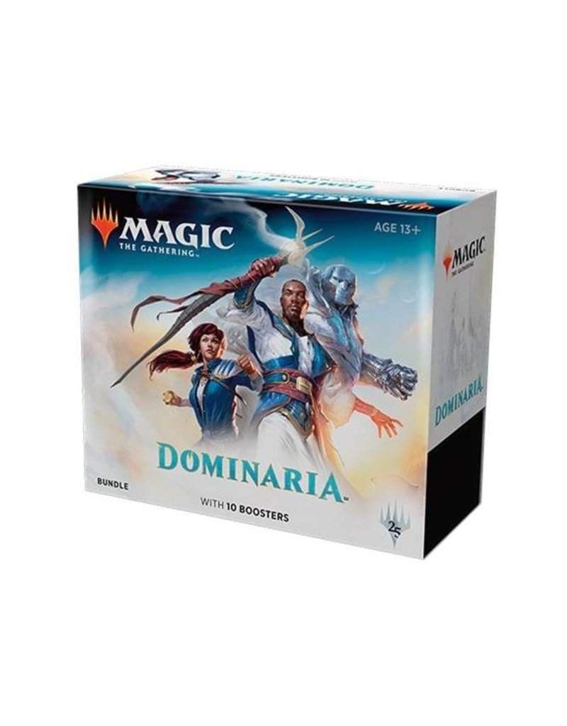 Wizards of the Coast Magic The Gathering: Dominaria Bundle