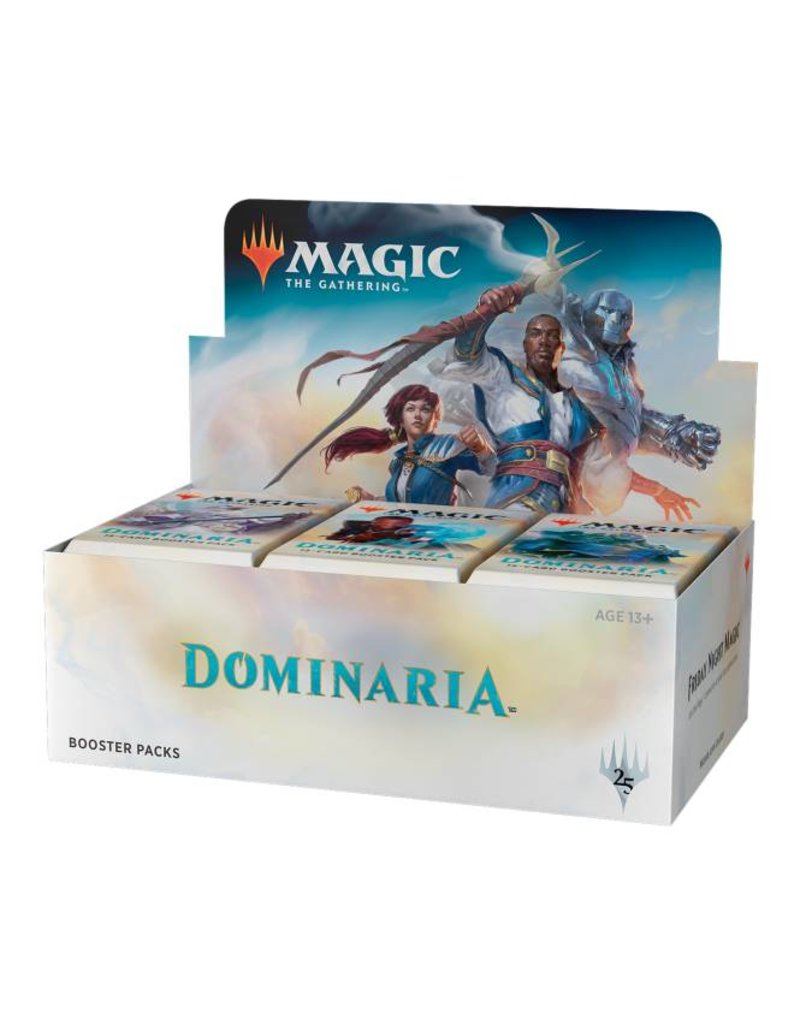 Wizards of the Coast Magic The Gathering: Dominaria Booster Display Box