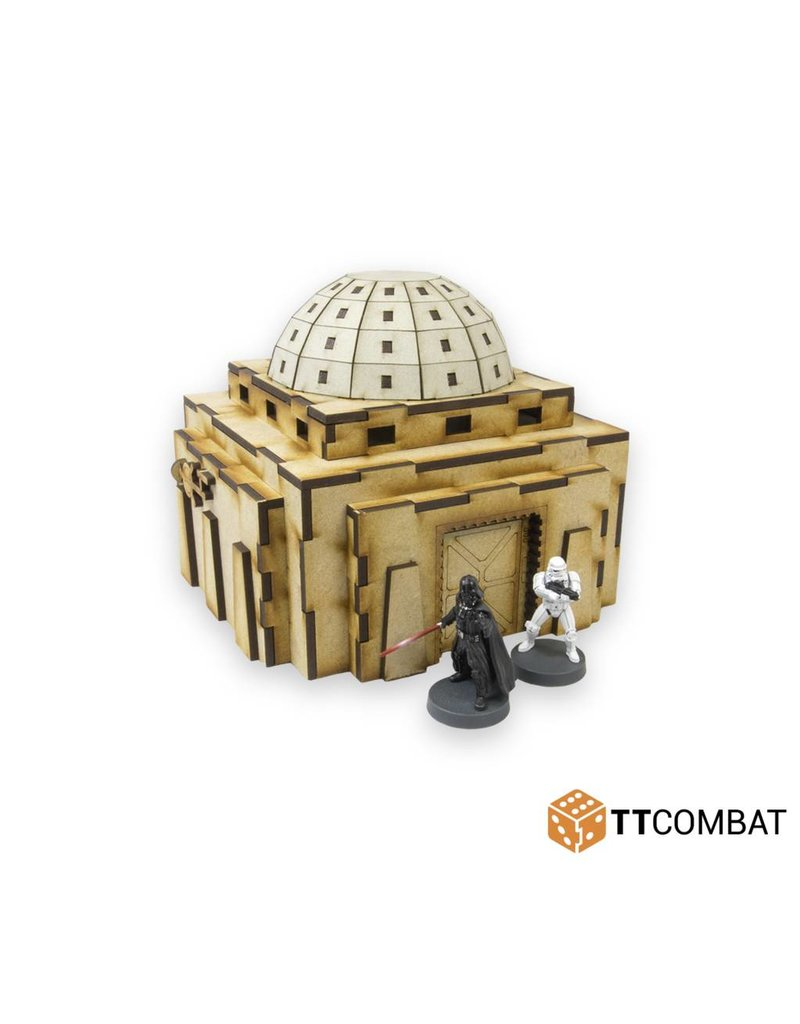 TT COMBAT Sci-Fi Utopia - Sandstorm Dwelling