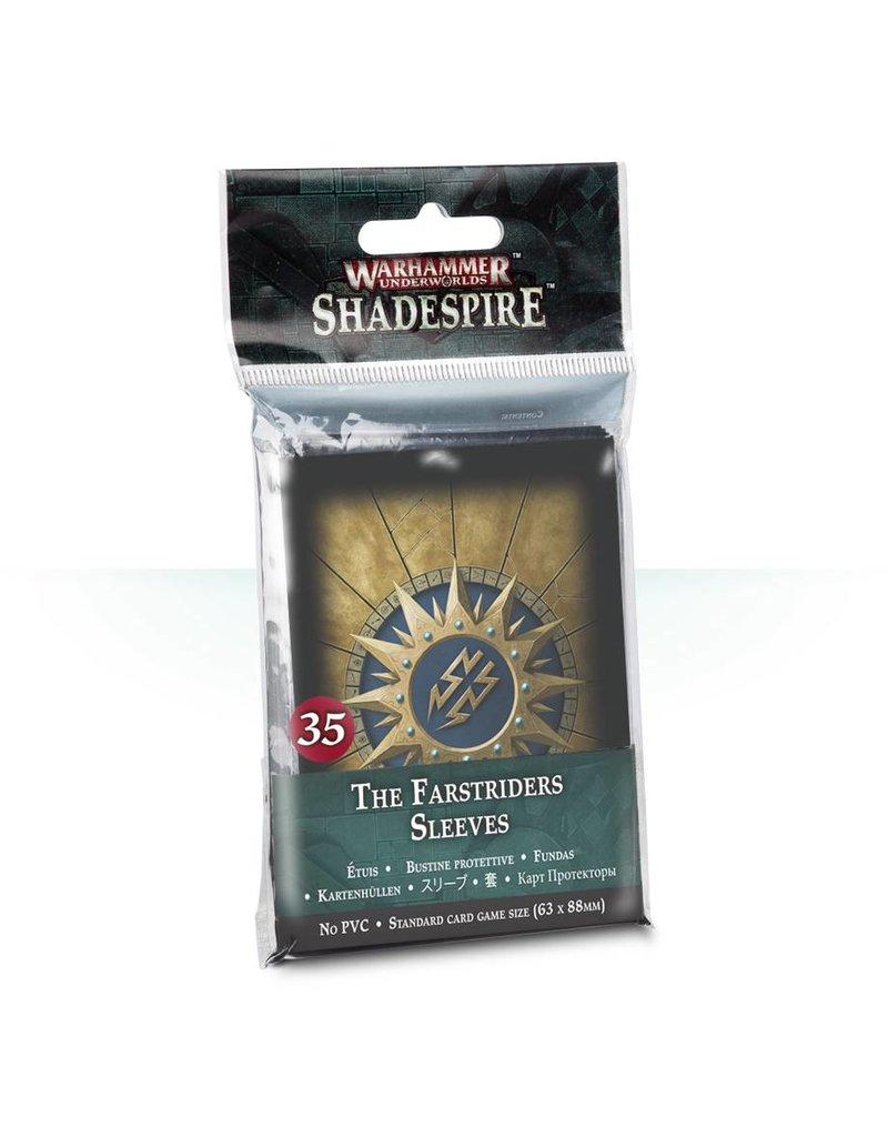 Games Workshop Warhammer Underwords: The Farstriders Sleeves