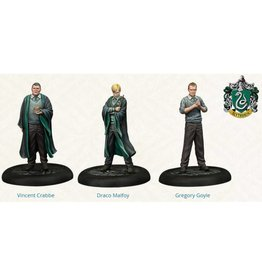 Knight Slytherin Students