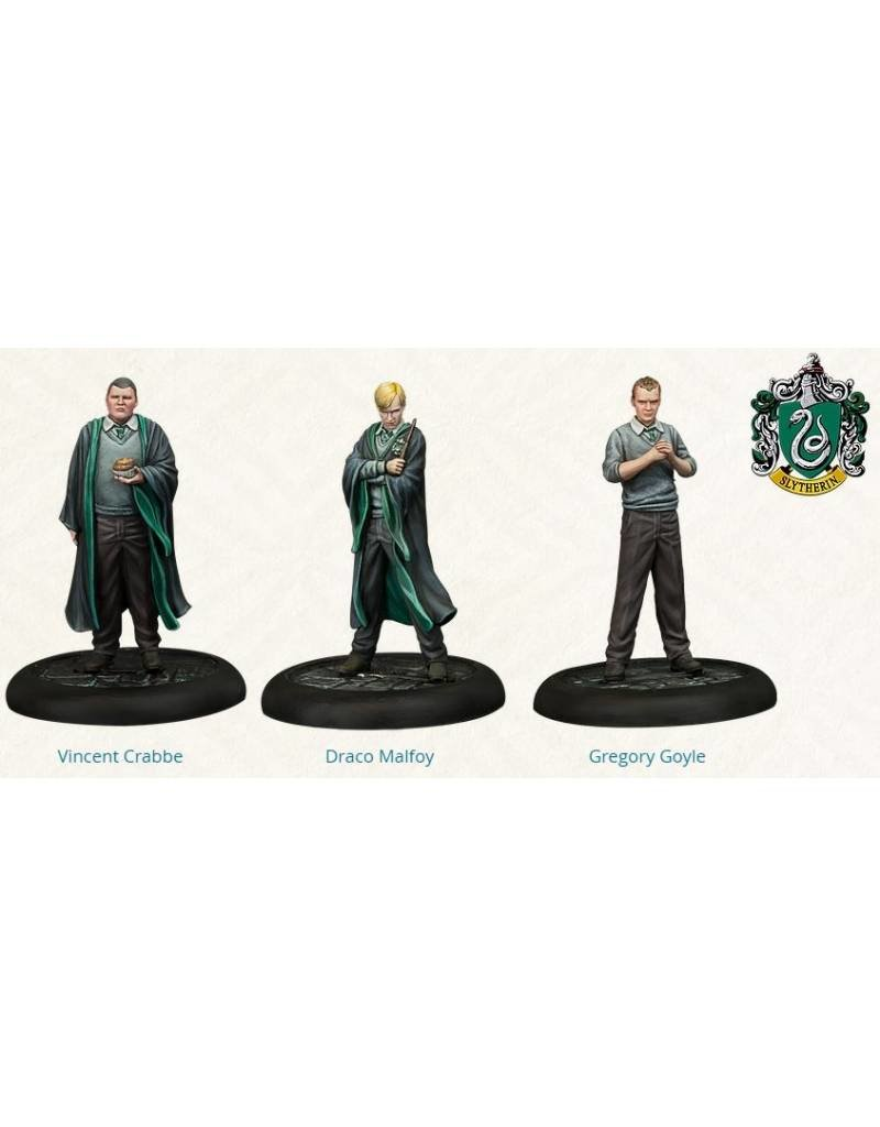 Knight Slytherin Students Miniatures Pack
