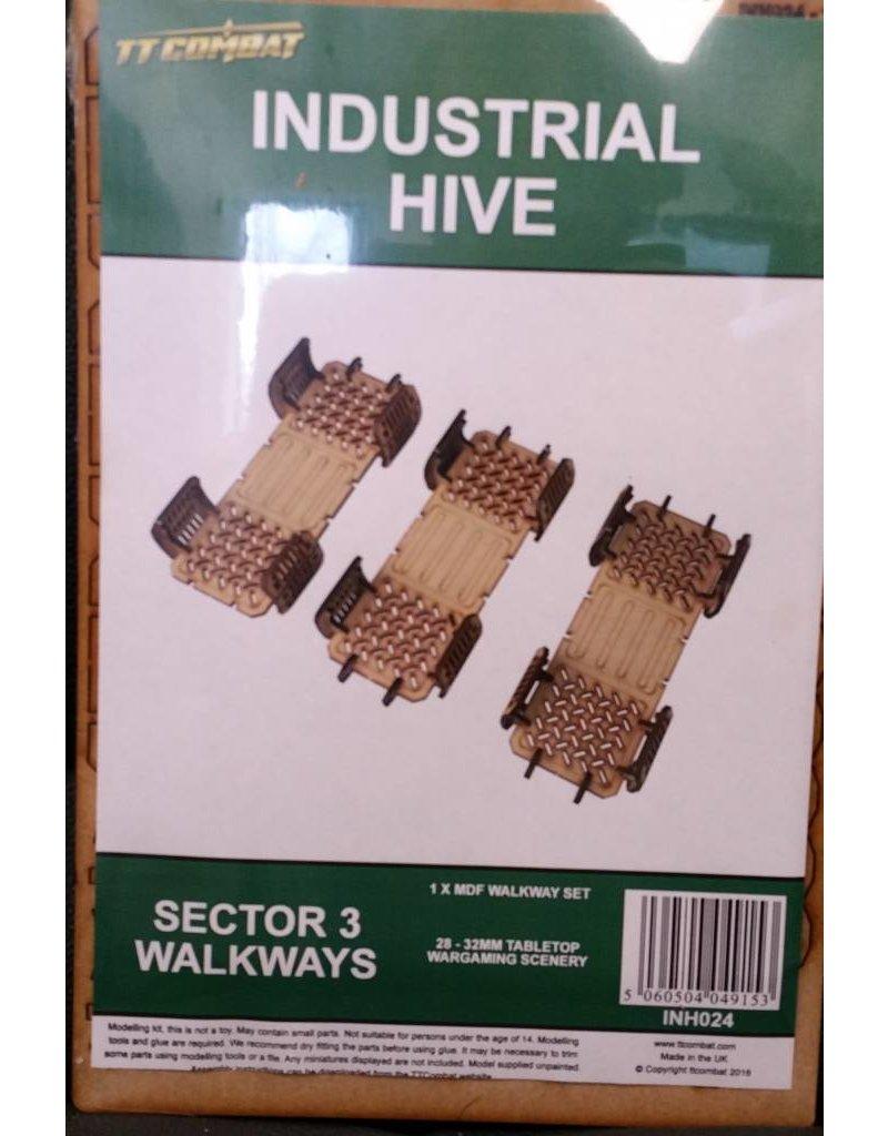 TT COMBAT Industrial Hive: Sector 3 Industrial Complex Walkways