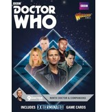 Warlord Games Doctor Who: 9th Doctor & Companions Pack