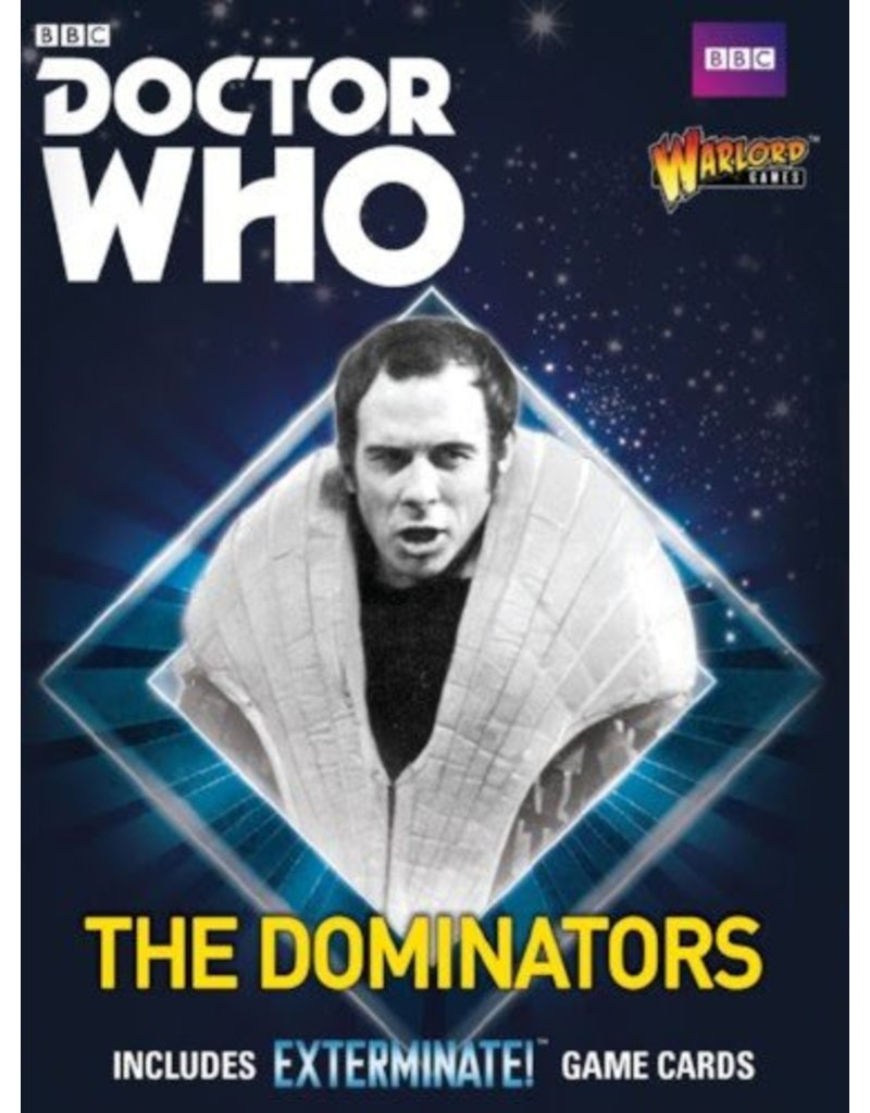 Warlord Games Doctor Who: The Dominators Pack