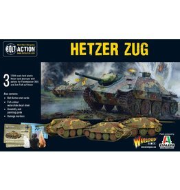 Warlord Games Hetzer Zug