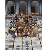 Mantic Games Terrain Crate: Treasury Plastic Scenery Box Set