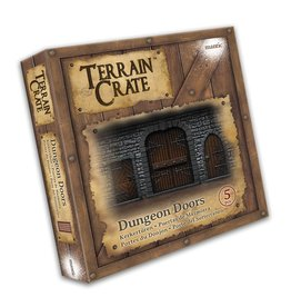 Mantic Games Dungeon Doors