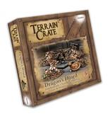 Mantic Games Terrain Crate: Dragon's Hoard Plastic Scenery Box Set