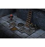 Mantic Games Terrain Crate: Dungeon Traps Plastic Scenery Box Set
