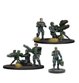 Mantic Games GCPS Anti-Tank Weapons Teams